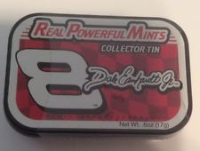 Dale Earnhardt Jr Real Powerful Mints Collector Tin Sealed NASCAR in Sports Mem, Cards & Fan Shop, Fan Apparel & Souvenirs, Racing-NASCAR | eBay