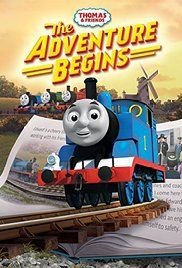 Watch Thomas And Friends The Adventure Begins Online. When Thomas the Tank Engine first arrived on the Island of Sodor, he had a lot to learn. This special shows you how he became the Fat Controller's number one engine.