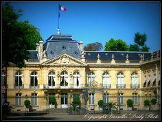 VersaillesDailyPhoto : la préfecture des Yvelines, Versailles