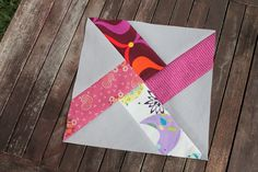Tickle and Hide: This is making me happy {a Windmill Block tutorial}