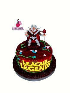 Lol Cake: Blood Lord Vladimir League of Legends by Thalycita on deviantART