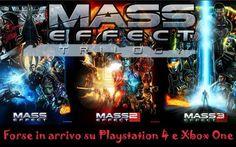 Mass Effect: la trilogia in arrivo su Playstation 4 e Xbox One?? #consolelab.net #playstation #4
