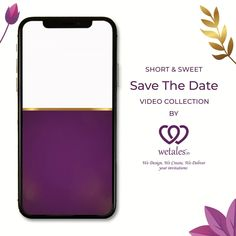 Online Invitations, Save The Date Invitations, Digital Invitations, Gold Save The Dates, Unique Save The Dates, Save The Date Video, Save The Date Cards, Wedding Invitation Video, Custom Wedding Invitations