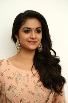 Keerthi Suresh Most Beautiful Indian Actress, Bollywood Actress, Tamil Actress, Victoria Justice, Indian Models, South Indian Actress, Celebs, Celebrities, India Beauty