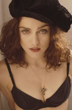 Madonna outtake by Herb Ritts for Like a Prayer [1989]