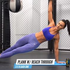 Killer core workout for women. credit: IG Experience the World's Largest Library of Audi Fitness Workouts, Sport Fitness, Fitness Goals, Yoga Fitness, Fitness Tips, At Home Workout Plan, At Home Workouts, Workout Challenge, Physical Fitness