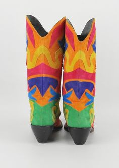 totem pole boots