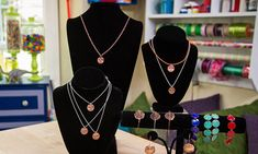 Home & Family - Tips & Products - Lucky Penny Pendants with Tamara Berg | Hallmark Channel
