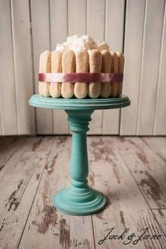 Türkizzöld fa tortatál - ALEGRE   Jack&Jane tortaállványok Cake, Kuchen, Torte, Cookies, Cheeseburger Paradise Pie, Tart, Pastries