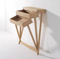 A cool alternative for small drawers