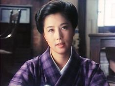 大原麗子さん 昭和の女優さんの和装ヘアが素敵です。 Japanese Icon, Japanese Film, Japanese Beauty, Asian Woman, Asian Girl, Classic Collection, Beautiful Asian Women, Girl Photos, Actors & Actresses