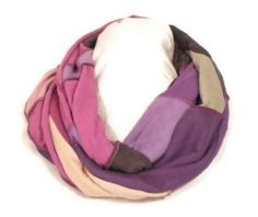 Hemp and Organic Cotton Lightweight Jersey Knit Infinity Scarf by EarthboundCreations, $30.00