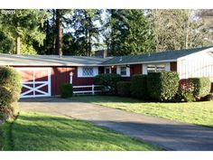 Period Perfect Pick of the Week: 1955 View Gardens Storybook Ranch, (NW). 3 beds, 1 bath, 1239 sft. Original Owner Time Capsule! Neo Colonial style with modern attributes. Vaulted, beamed T &G ceilings, original pine paneling, sweet open plan kitchen, party room in garage. Nifty! $349,000. Listing courtesy of John L. Scott.