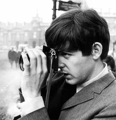 Paul and his camera