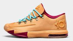 28b761bc5492 Nike KD 6 - Wheat Nike Kd Vi