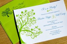 Engagement Party Invitation (Riggs)