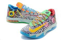 Fashion Nike Durant VI Mens Shoes(3)