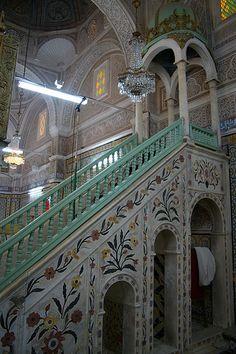 Gurgi Mosque, Tripoli, Libya.   THE LIBYAN Esther Kofod www.estherkofod.com