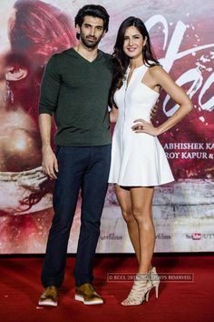 Fitoor: Trailer launch- The Times of India Photogallery