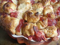 C Mom Cook: Strawberry Monkey Bread