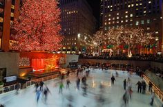 Christmas in NYC  Going this December!