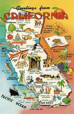 California - Venice Beach, San Diego, Los Angeles, Malibu, San Francisco, and so much more