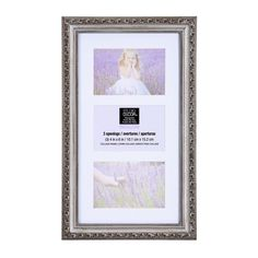 Studio Décor® Viewpoint Notting Hill Silver Scroll Collage Frame, 3 Openings