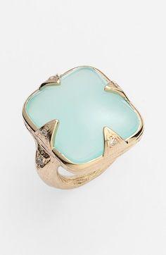 @238.00 Melinda Maria 'Thorn - Valentine' Stone Ring