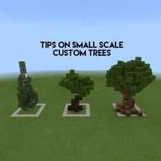 Casa Medieval Minecraft, Minecraft Tree, Minecraft Garden, Minecraft Structures, Minecraft Plans, Amazing Minecraft, Minecraft City, Minecraft Construction, Minecraft Tutorial