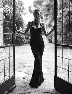 Come into my world...Karolina Kurkova by Miguel Reveriego for Roberto Cavalli