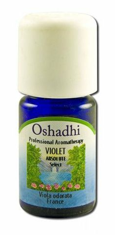 Oshadhi Violet Absolute 1 Ml Essential Oil Singles by Oshadhi. $40.00. Extraction: Absolute. Part of plant: Leaves. Cultivation: Select. Aroma: Delicate, green, slightly floral.. Country of origin: France. Oshadhi Professional Aromatherapy VIOLET ABSOLUTE Select Viola odorata France 1 ml Product of Germany