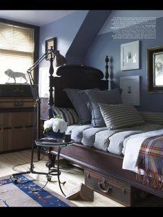 The perfect boys room.