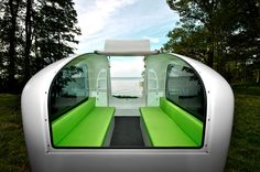 The Sealander Redefines Camping...whoa