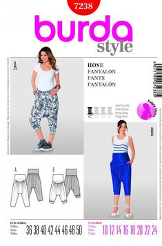 jersey, kind of daring Harem Pants, Sewing Patterns, Ballet Skirt, Poses, Skirts, Shopping, Style, Etsy Shop, Products