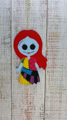 "These large finger puppets can also be made into stick puppets. They measure approximately 7"" in height. They are made from high quality felt and stitched by myself. ****** Please review our Shipping"