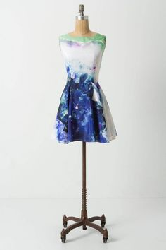 i love artwork dresses