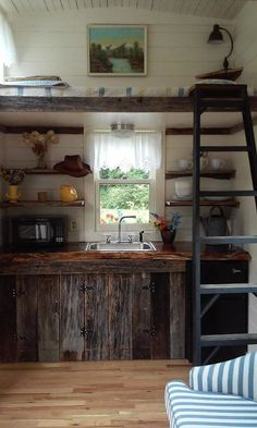 $20k American Freedom Off-Grid Tiny House This American Freedom Tiny House For Sale is completely off-grid ready and available for only $19,995 from Incredible Tiny Homes.