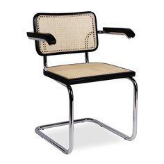 SIlla CESCA ARMS (Sillas Icono del Diseño) - Cesca con Brazos Sillas de diseño, mesas de diseño, muebles de diseño, Modern Classics, Contemporary Designs...