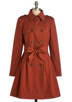 modcloth trench.