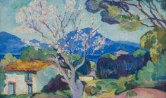 Joan Mitchell, Peintures