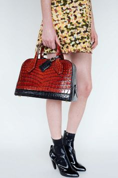 Louis Vuitton Fall 2014 accessories photographed by Juergen Teller.