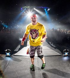 WWE Live Event in Nottingham, England (11/9/14)