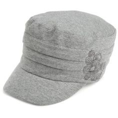 This hat is adorable! Too bad I can't wear hats with my short hair :(
