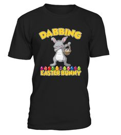 Dabbing Bunny - Toddlers Basket Easter  #gift #idea #shirt #image #family #myson #mentee #father #mother #grandfather