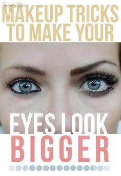 Jak powiększyć oko, jakiego błędu nie popełniać!