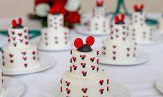 Cupcakes - Mini Cakes - Minnie's?!