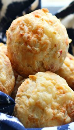 Five Ingredient Jalapeno Cheddar Biscuits