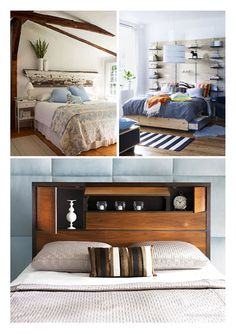 Creative Headboard Ideas & Trends from HGTV