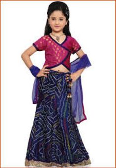 Durga Puja Outfits For Kids | Navratri Outfits For Kids