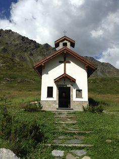 Cappella - passo del Foscagno (Sondrio)